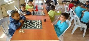 Hisarcık'ta Satranç Turnuvası