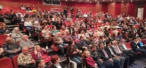 Nazilli'de öğretmenlerden beğenilen konser