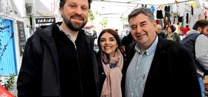 Almanya'da SPD Milletvekili Kırcı'dan Başkan Oran'a tebrik