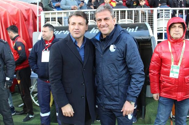 Spor Toto Süper Lig: Göztepe: 0 - BB.Erzurumspor: 1 (İlk yarı)