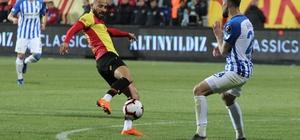 Spor Toto Süper Lig: Göztepe: 0 - BB.Erzurumspor: 1 (Maç sonucu)
