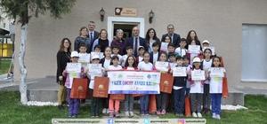 """Lider Çocuk Tarım Kampı """"Sıfır Atık"""" temasıyla gerçekleştirildi Kampa, Vali Sami Sönmez İlkokulu 4. sınıf öğrencileri ve öğretmenleri katıldı"""