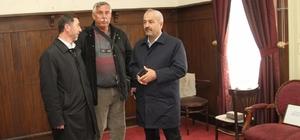 Başkan Büyükgöz Osman Hamdi Bey Müzesini inceledi