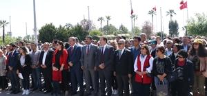 Mersin'de CHP'den alternatif 23 Nisan kutlaması