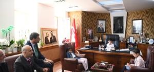 Başkan Kocaman, koltuğunu devretti