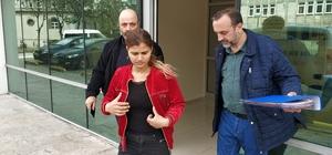 Hırsızlık suçundan 17 yakalama ve 14 yıl hapis cezası bulunan genç kadın yakalandı