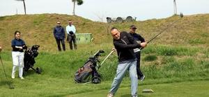 Golfün yıldızları Samsun'da 30 ülkeden 156 golfcü Samsun'da yarışacak