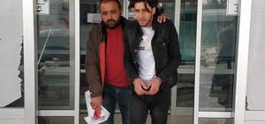 Suriye uyruklu YPG'li şahıs tutuklandı