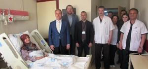Kütahya'da hastayla konuşarak beyin ameliyatı gerçekleştirildi