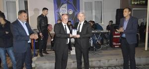 Tunçbilek Belediyespor şampiyonluğu kutladı