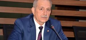 """ATB Başkanı Bilgiç: """"Tarımda ürün planlaması yapılmalı"""""""