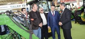 """Burdur Valisi Şıldak: """"Tarım organizasyonlarını geliştireceğiz"""""""