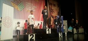 Akıl ve Zeka Oyunları Şampiyonası'nda Mersinli öğrencilerin başarısı