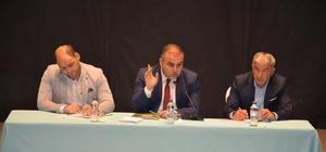 """Görele Belediye Başkanı Tolga Erener: """"Halkımızla yönetmeye devam ediyoruz"""""""
