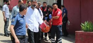 Evini alamayınca emlakçıyı bastı Antalya'da evini alamadığını iddia eden şahıs, gayrimenkul ve inşaat ofisi sahibini av tüfeği ile iki bacağından yaraladı