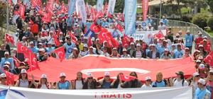 Türkiye Kamu-Sen'den Samsun'da '1 Mayıs' mitingi