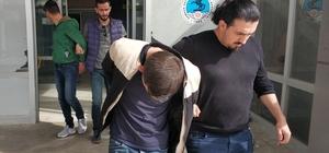 Samsun'da bıçaklı saldırıya uğrayan şahıs ağır yaralandı