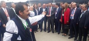 Erzurum standı TOBB Genel Kurulu'na renk kattı