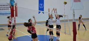 Gençlik Haftası Voleybol Turnuvası başladı