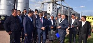 Kırıkkale'deki tuz tesisinde 500 kişi istihdam edecek Doğal kaynak tuzu 40 ülkeye ihraç edilecek