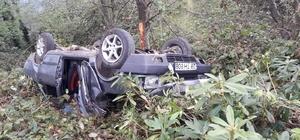 Uçuruma yuvarlanan otomobilin sürücüsü hayatını kaybetti Giresun'da meydana gelen kazada, hayatını kaybeden sürücünün kaza esnasında oğlunun aradığı ortaya çıktı