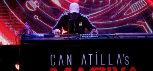 18. Mersin Uluslararası Müzik Festivali, Can Atilla ve Elif Gökalp konseriyle sona erdi