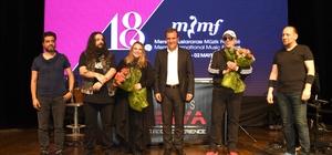 Başkan Seçer'den müzik festivaline destek sözü