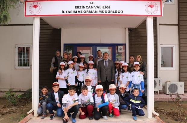2019 Lider Çocuk Tarım Kampı düzenlendi