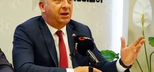 """MHP'li eski belediye başkanının eşyalarını tabuta koyup gönderdiler MHP İl Başkanı aydın: """"Kastamonu Belediyesine 100 bin TL'lik pastırma fatura edilmiş, nerede yenildi bu pastırma"""""""