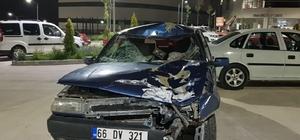 Kaza yapan otomobille hastaneye gittiler Tokat'ın Erbaa ilçesinde otomobille motosikletin çarpışması sonucu meydana gelen kazada 1 kişi hayatını kaybetti 3 kişi yaralandı