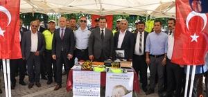 Dalaman'da Karayolu Trafik Güvenliği Haftası etkinliği