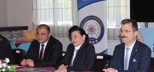 Muğla'da huzur toplantısı yapıldı