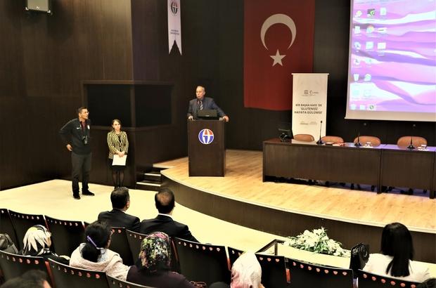 """Gaziantep'te """"Glutensiz Beslen Sağlıklı Yaşa"""" konulu seminer"""
