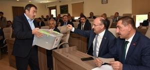 KASMİB Birlik Başkanlığına Vali Karadeniz seçildi