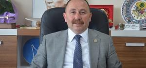 Karasu İçme ve Kullanma Suyu İşletme Birliğinin yeni Başkanı İsmet Sever