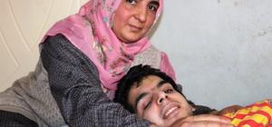 Anneler Günü'nün en hüzünlü annesi Diyarbakırlı 4 çocuk annesi Sultan Kılıç'ın 3 çocuğu tanısı konulamayan hastalık nedeniyle yatağa mahkum yaşıyor Bir çocuğunu aynı hastalıktan kaybeden acılı anne, yatalak çocuklarına gözü gibi bakıyor Maddi imkansızlıklar nedeni ile çocuklarının ihtiyaçlarını karşılamakta güçlük çeken anne Kılıç, yetkililerden yardım bekliyor