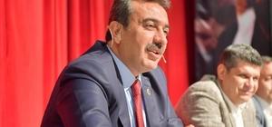 """Başkan Çetin: """"Akıllı dokunuşlar yapıyoruz"""""""