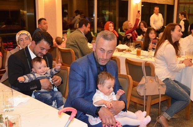 """Tüp bebek anneleri bir araya geldi Medical Park Karadeniz Hastanesi Tüp Bebek Merkezi Sorumlu Hekimi Op. Dr. Hasan Tahsin Sanisoğlu: """"Tüp bebekte başarı oranı yüzde 70'in üzerinde"""""""