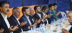 """Başkan Kocaispir, şehit ailesiyle iftar açtı Kocaispir: """"Şehitlerimizi rahmetle anıyoruz"""""""