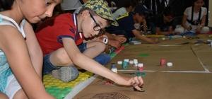 """ODTÜ'de """"Bilim ve Sanat Buluşuyor"""" etkinliği"""