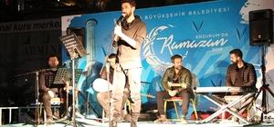 Erzurum'da Ramazan etkinlikleri dolu dolu geçiyor