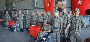 Engelli bireylerin askerlik heyecanı