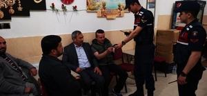 Jandarmadan operasyon: Aranan 81 kişi yakalandı