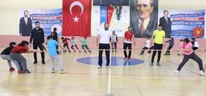 Karaman'da 'Geleneksel Çocuk Oyunları Şenliği' sona erdi