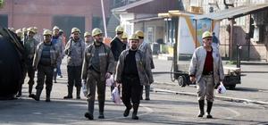 Zonguldak'ta 30 işçinin öldüğü maden faciasının 9. yıl dönümü Madende ölen işçiler dualarla anıldı