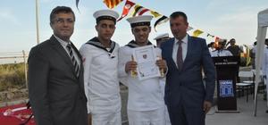 Engelli tanımayanlar temsili askerlik töreninde yemin etti