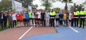 Fatsa'da Gençlik Koşusu