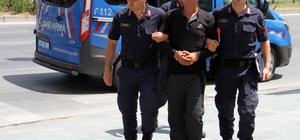 Alanya'da aranan şahıs 7 yıl sonra yakalandı
