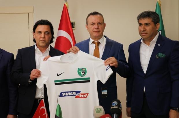 """Abalı Denizlispor Başkanı Ali Çetin'den transfer bütçesi açıklaması Ali Çetin: """"70 milyon TL ile kulüp ilk 5'te oynayacak"""" """"Ayağımızı yorganımıza göre uzatıp kaliteli ama ucuz adam alacağız"""" """"Takımın iskeletini bozmayacağız"""" Abalı Denizlispor, Yukatel ile 5 yıllık sözleşme imzaladı"""