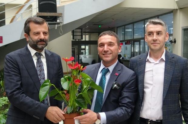 Belediye Başkanına gelen tebrik çiçekleri, ihtiyaç sahiplerine yardıma dönüştü Mustafa Işık'tan anlamlı faaliyet
